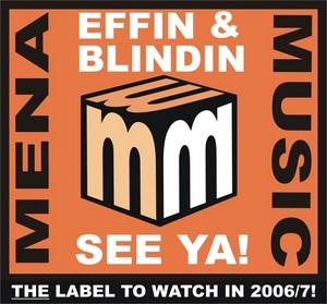 EFFIN/BLINDIN - See Ya