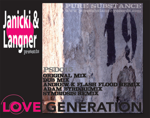 JANICKI/LANGNER - Love Generation