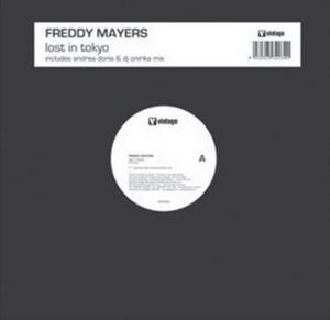 MAYERS, Freddy - Lost In Tokyo