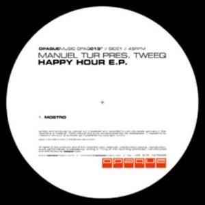 TUR, Manuel presents TWEEQ - Happy Hour EP