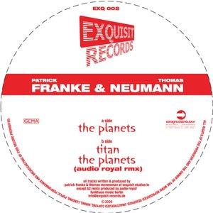 FRANKE & NEUMANN - The Planets / Titan