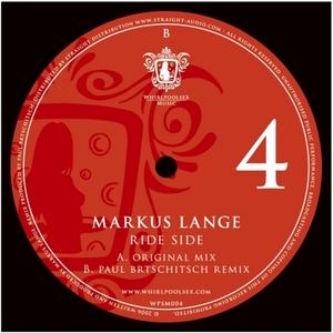 LANGE, Markus - Ride Side