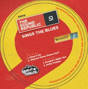SOUND REPUBLIC, The - Sings The Blues