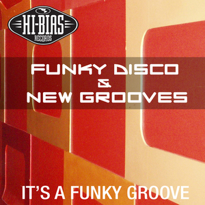 FUNKY DISCO/NEW GROOVES - It's A Funky Groove