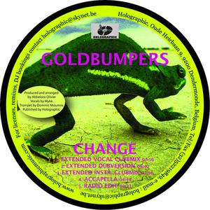 GOLDBUMPERS - Change