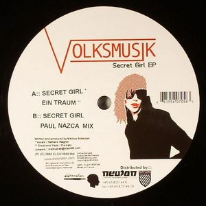 VOLKSMUSIK - Secret Girl EP