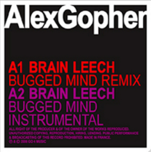GOPHER, Alex - Brain Leech