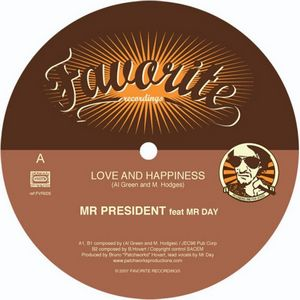 MR PRESIDENT - Love & Happiness