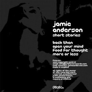 ANDERSON, Jamie - Short Stories