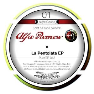 ALFA ROMERO - La Pentolata EP