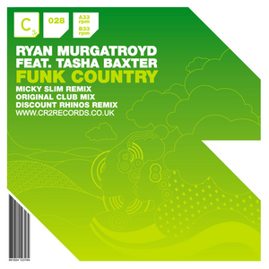 MURGATROYD, Ryan feat TASHA BAXTER - Funk Country