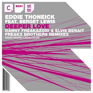 THONEIK, Eddie feat BERGET LEWIS - Deeper Love