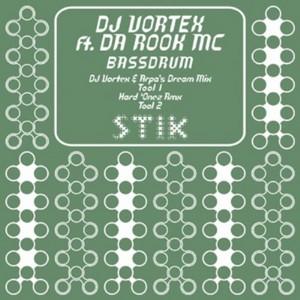 DJ VORTEX feat DA ROOK MC - Bassdrum