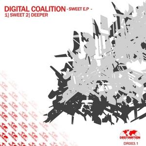 DIGITAL COALITION - Sweet EP