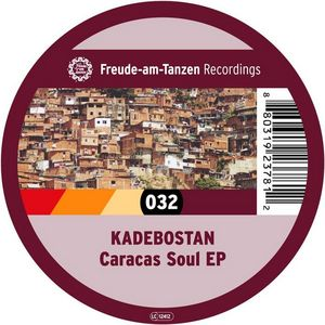 KADEBOSTAN - Caracas Soul EP