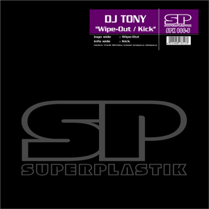DJ TONY - Wipe-Out