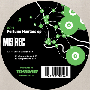 LOPHI - Fortune Hunters EP