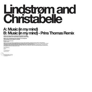 LINDSTROM/CHRISTABELLE - Music (In My Mind)