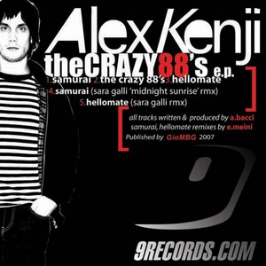 KENJI, Alex - The Crazy 88's EP