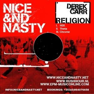 CARR, Derek - Religion EP