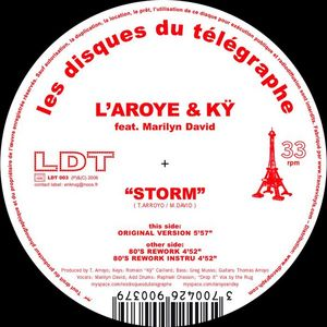 L'AROYE & KY feat MARILYN DAVID - Storm
