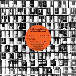 3 ABNORMAL BOYZ/DAVID MARISCAL - Keep It EP