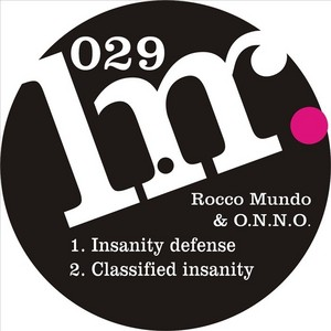 MUNDO, Rocco/ONNO - Insanity Defense