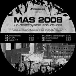 MAS 2008 - Un Destroyable Structures