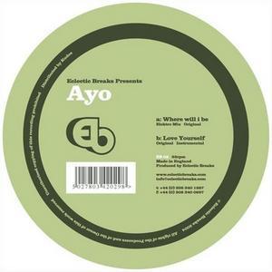 AYO - Where Will I Be EP