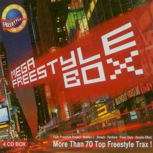 VARIOUS - Mega Freestyle Box