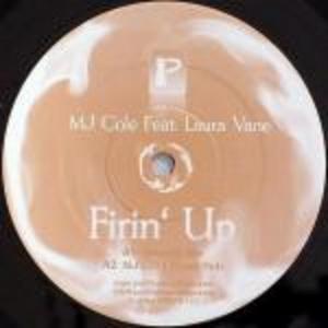 MJ COLE feat LAURA VANE - Firin' Up