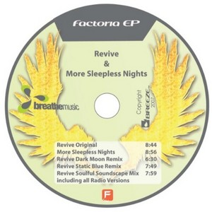 FACTORIA - Revive & More Sleepless Nights EP