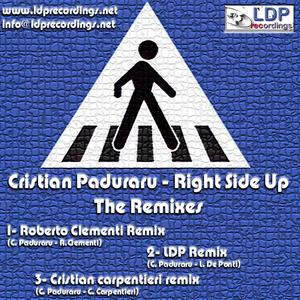PADURARU, Cristian  - Right Side Up (The Remixes)