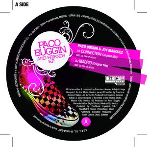 BUGGIN, Paco/JOY MARQUEZ/DJ ANTARES - Paco Buggin & Friends EP