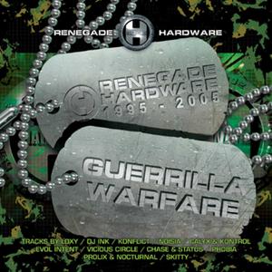 VARIOUS - Guerilla Warfare LP