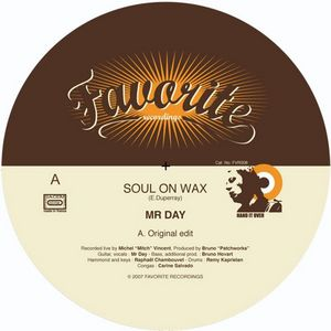 MR DAY - Soul On Wax