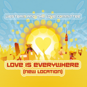 WESTBAM/THE LOVE COMMITTEE - Love Is Everywhere