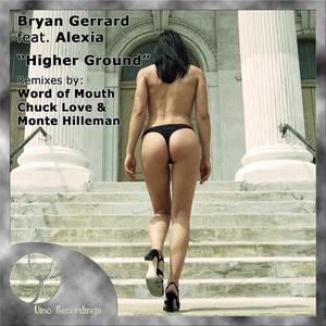 GERRARD, Bryan feat Alexia - Higher Ground