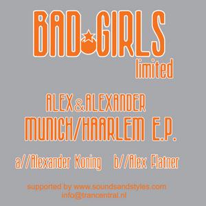 ALEX & ALEXANDER - Munich/Haarlem EP