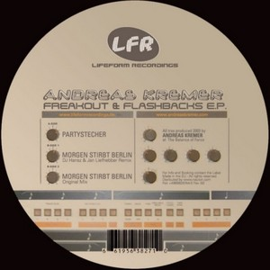 KREMER, Andreas - Freakout & Flashbacks EP