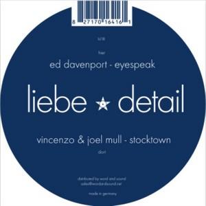 VINCENZO & JOEL MULL/ED DAVENPORT - Stocktown / Eyespeak