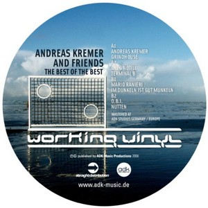 KREMER, Andreas & FRIENDS - The Best Of The Best