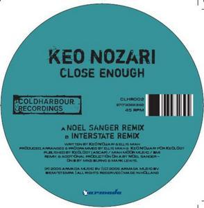 NOZARI, Keo - Close Enough