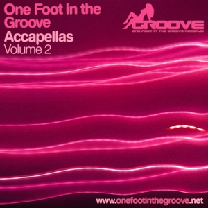 ONE FOOT IN THE GROOVE feat VERNON LEWIS - One Foot In The Groove Accapellas & Tools Vol 2