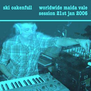 SKI OAKENFULL - Live At Maida Vale EP