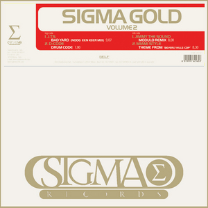 JTS/D CODE/JIMMY THE SOUND/MIAMI STYLE - Sigma Gold Vol 2