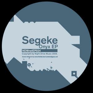 SEGEKE/ALECTRIC - Onyx EP