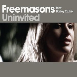 FREEMASONS feat BAILEY TZUKE - Uninvited (Remixes)