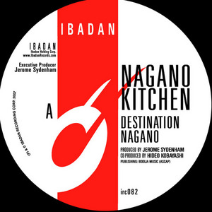 NAGANO KITCHEN/HIDEO KOBAYASHI/JEROME SYDENHAM - Destination Nagano