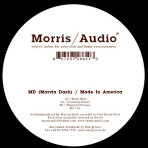 DASH, Marvin - Made In America